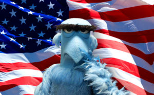 Muppet Sam the Eagle
